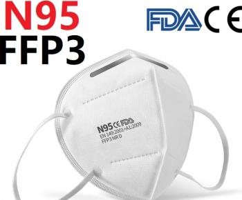 Masca nivel de protectie FFP3 5 straturi Masti chirurgicale si reutilizabile