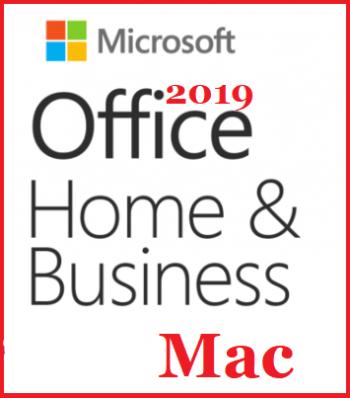 Microsoft Office 2019 Home and Business pentru MAC All languages persoane fizice si juridice