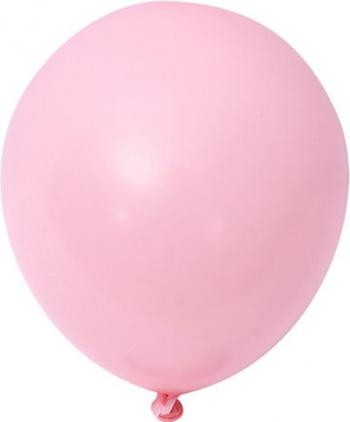 Set 10 baloane latex pastel macaron roz cyclam 28 cm Decoratiuni petreceri