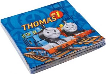 Set 20 servetele Thomas multicolor 33x33 cm Cani, pahare, accesorii masa