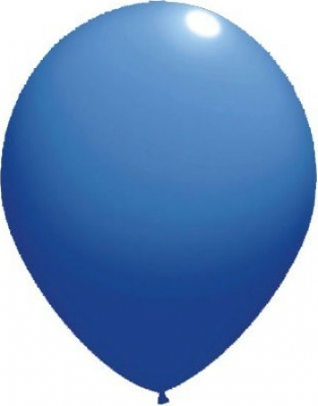Set baloane latex 13 cm albastre 50 buc Decoratiuni petreceri