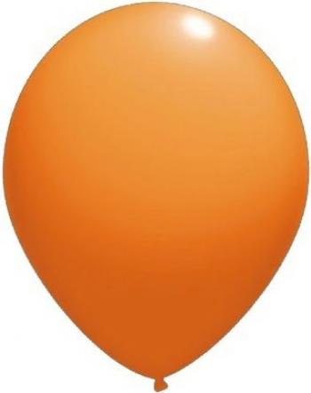 Set baloane latex 13 cm portocaliu 50 buc Decoratiuni petreceri
