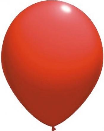 Set baloane latex 13 cm rosu 50 buc Decoratiuni petreceri