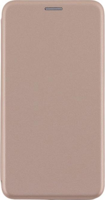 Husa Flip Carte Cu Magnet Lux Upzz Xiaomi Redmi 9 gold Huse Telefoane