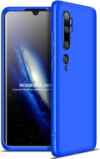 Husa Upzz Protection 360 Pentru Xiaomi Mi Note 10 / Mi Note 10 Pro Albastru Huse Telefoane