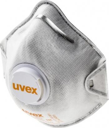 Semimasca de protectie de tip FFP2 Uvex-2220 cu supapa Masti chirurgicale si reutilizabile