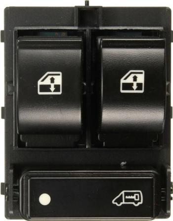 Fata dreapta electric Fereastra Tripla Buton comutator pentru Fiat Doblo 735421419 8-Pins