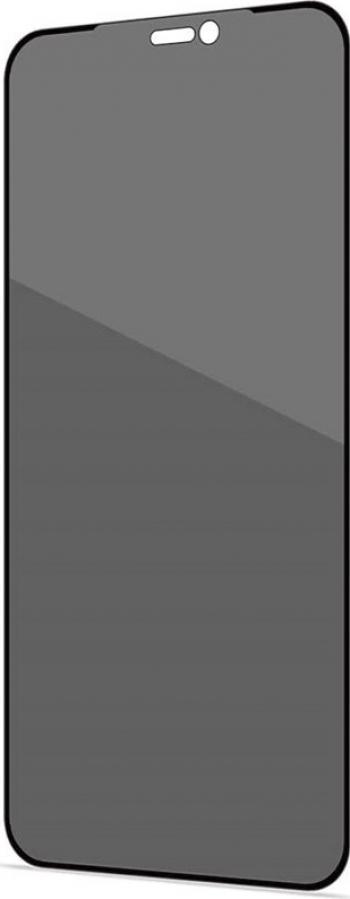 Folie Sticla Full Cover Upzz Cu Full Glue 6d Pentru iPhone 12 / 12 Pro - Privacy Folii Protectie