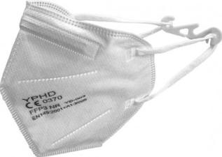 Masca de protectie respiratorie FFP3 fara supapa IRUDEK