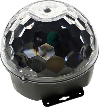 Glob cu lumini Led multicolor rotativ Magic Ball M6 diametru 20cm Corpuri de iluminat