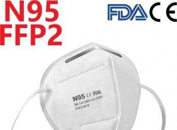 Masca de protectie FFP2 N95N95 5straturi certificare CE Masti chirurgicale si reutilizabile