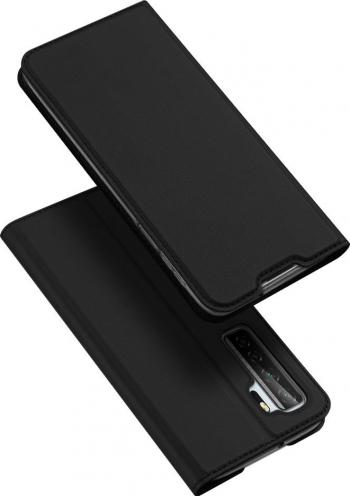 Husa Flip Cover Premium Duxducis Skinpro Huawei P40 Lite 5g Negru
