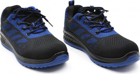 Pantofi sport de protectie GEKO modelul nr. 5 S1P SRC marimea 45 Articole protectia muncii