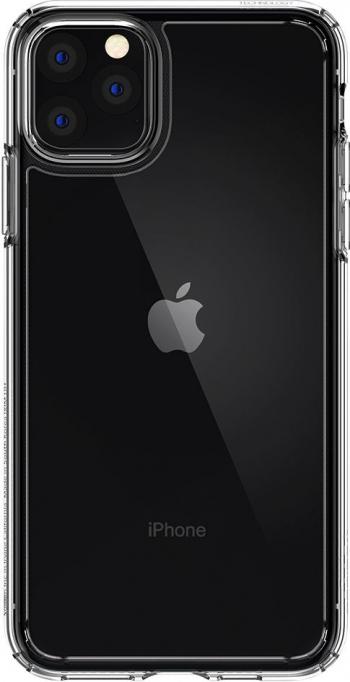 Husa Premium Originala Spigen Ultra Hybrid iPhone 11 Pro Transparenta Huse Telefoane