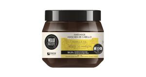 Masca naturala cu ulei Bio din fructul marula pentru netezire si luciu Hello Nature 250 ml COD 1568 Masca