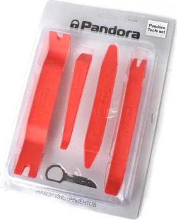 Pandora set de scule pentru demontarea partilor din plastic Alarme auto si Senzori de parcare