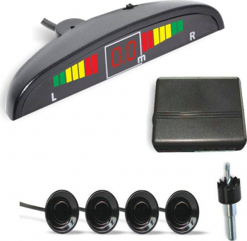 Senzori spate de parcare audio universali EDT-PARK0 Alarme auto si Senzori de parcare