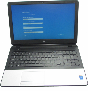 Laptop HP 350 G2 cu procesor Intel and reg Core and trade i3-4030U 1.90GHz Haswell and trade 15.6 4GB 500GB DVD-RW Intel and reg HD Graphics