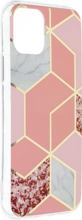 Husa Upzz Silicone Marble Cosmo Compatibila Cu iPhone 11 Pro Model 2 Huse Telefoane