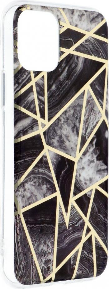 Husa Upzz Silicone Marble Cosmo Compatibila Cu iPhone 11 Pro Model 7 Huse Telefoane
