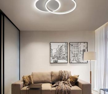 Lustra LED Creative Minimalist 1 Corpuri de iluminat