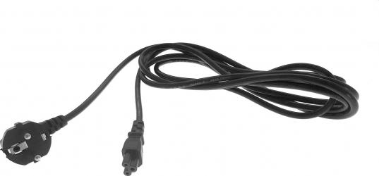 Cablu alimentare laptop 3m C5 3PIN 10A Cabluri laptop