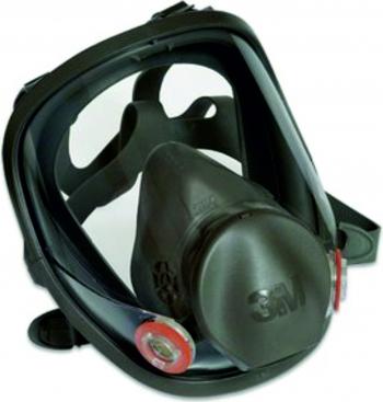 Masca integrala de protectie respiratorie reutilizabila 3M 6800 marimea M Articole protectia muncii