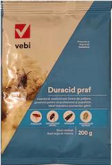 pret preturi Insecticid acaricid impotriva paduchilor de gaina Duracid praf 200 g
