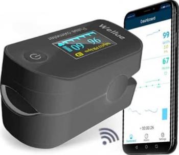 Pulsoximetru cu Bluetooth Wellue Profesional Pulsoximetre