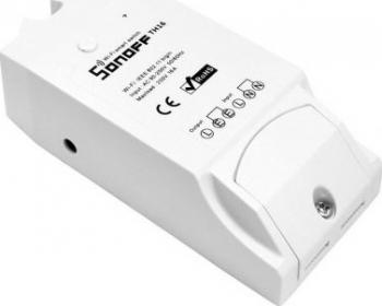 Controller temperatura si umiditate Sonoff TH16