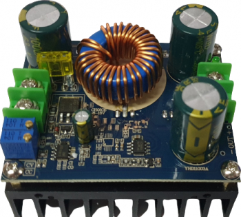 Convertor DC-DC de 600W cu radiator OKYN3555