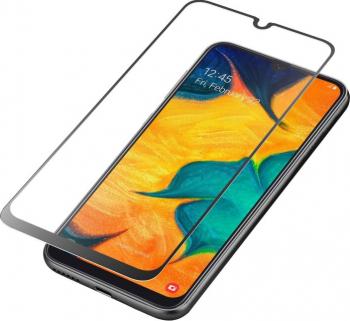 Folie Sticla Cellularline Anti-Shock pentru Samsung Galaxy A40 Negru
