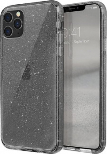 Husa Cover TPU Uniq Lifepro Tinsel pentru iPhone 11 Pro Gri Huse Telefoane