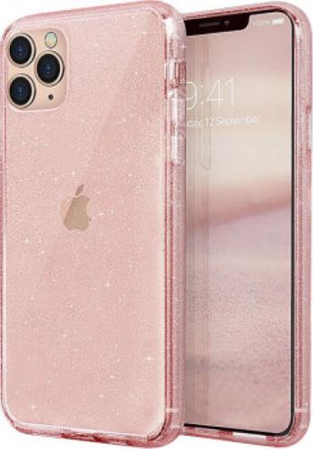 Husa Cover TPU Uniq Lifepro Tinsel pentru iPhone 11 Pro Max Roz Huse Telefoane