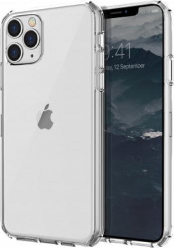 Husa Cover TPU Uniq LifePro Xtreme Antisoc Glitter pentru iPhone 11 Pro Max Transparent Huse Telefoane