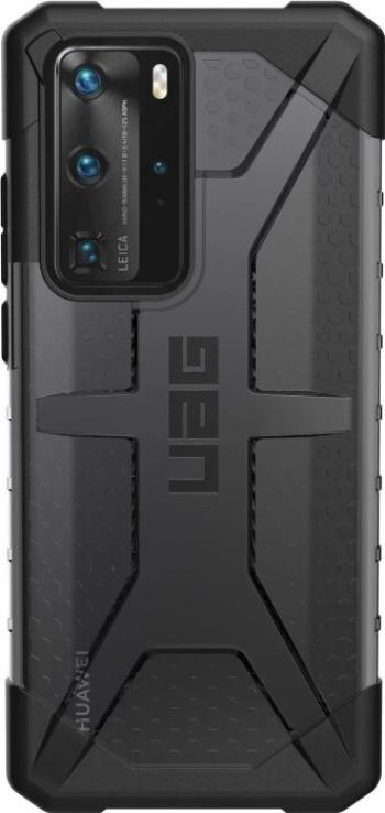 Husa Cover UAG Antisoc Plasma pentru Huawei P40 Ash