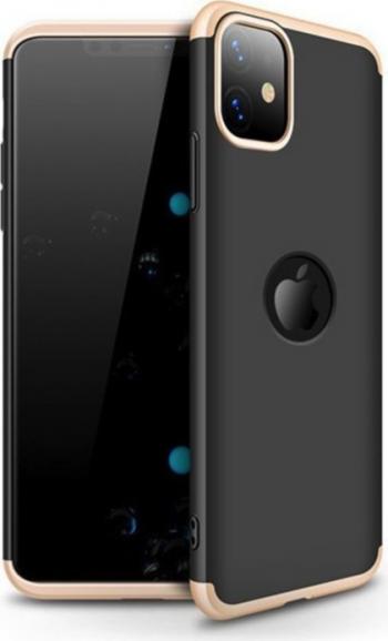 Husa Shield 360 GKK pentru iPhone 11 Pro BlackGold Huse Telefoane