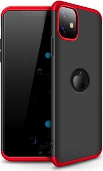 Husa Shield 360 GKK pentru iPhone 11 Pro BlackRed Huse Telefoane