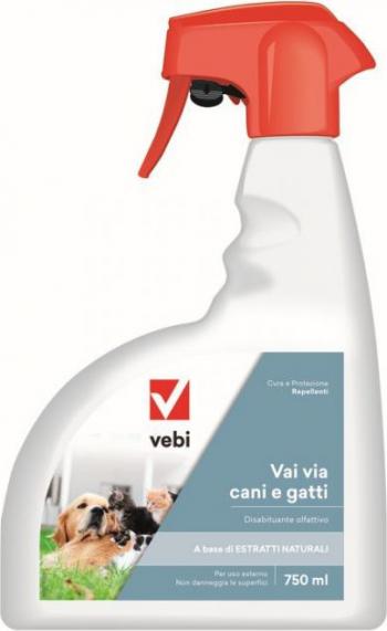 pret preturi Solutie repelenta naturala pentru caini si pisici Vebi 750 ml
