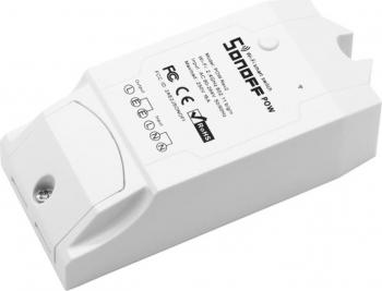 Sonoff Pow R2 WiFi releu masurare consum energie IM171130001