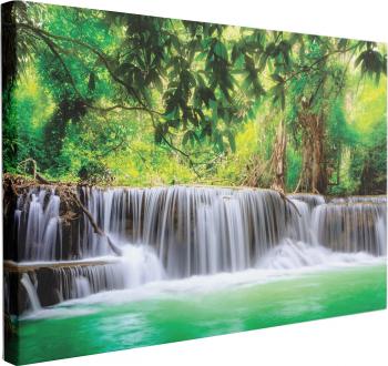 Tablou Canvas Cascade Multiple 50 x 70 cm 100 Bumbac Tablouri