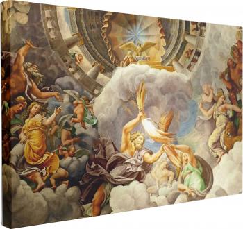 Tablou Canvas Mitologia Greaca 50 x 70 cm 100 Bumbac Tablouri