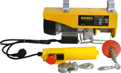 Electropalan 125/250kg 800W WAINER PA250 Taietoare Materiale and Palane