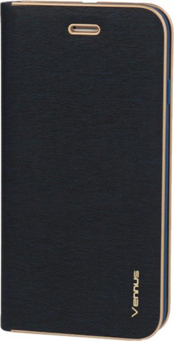 pret preturi Husa Frame Vennus tip carte cu rama premium book inchidere magnetica Huawei P Smart S Negru