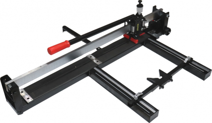 Masina de taiat gresie si faianta profesionala lungime 800mm grosime 20mm WAINER TC2