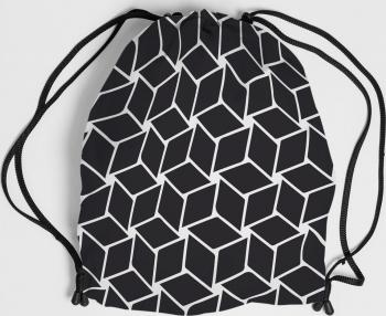 Rucsac textil cu snur 40 x 50 cm Narativo Graphic1 Genti de dama