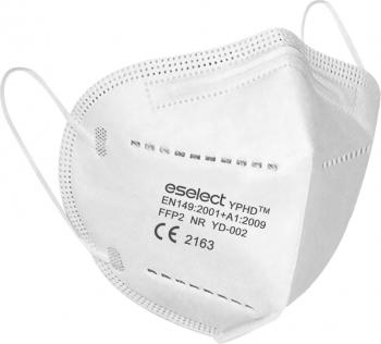 Set 5 bucati Masca de protectie FFP2  KN95  N95 5 straturi Certificata CE 2163 sigilata individual CP9994065AB Masti chirurgicale si reutilizabile