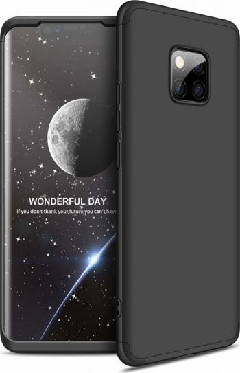 Husa 360 Grade Upzz Protection Huawei Mate 20 Pro Negru Huse Telefoane