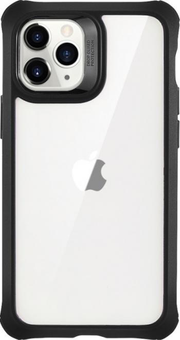 Husa Premium Esr Alliance 360 Compatibila Cu iPhone 12 Pro Max cu 2 Folii Sticla Incluse- Negru