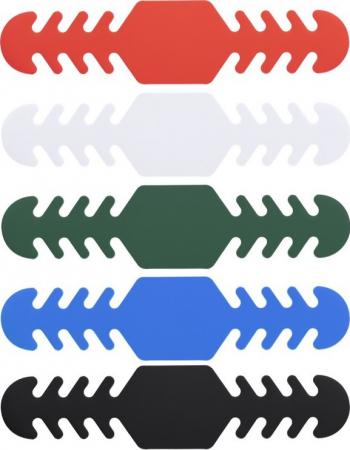 Set 10 buc prelungitoare multicolore pentru masca protectie Masti chirurgicale si reutilizabile